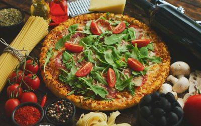 5 most popular Italian foods